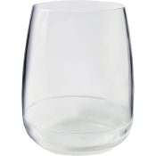 8oz Stemless Wine - WS8 (PRICE=UNIT PRICE)