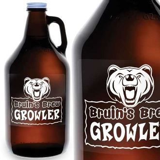 Growler Labels