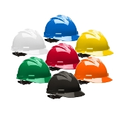 Hard Hat Bullard-61P with standard suspension (Imprinted)