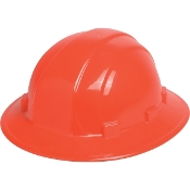 Hard Hat Omega II Full Brim - Slide lock Suspension (Blank)