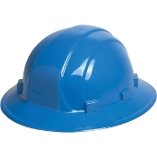 Hard Hat Omega II Full Brim - Ratchet Suspension (Blank)