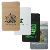 Smell Proof Bag - 1/8 oz