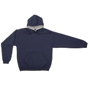 """Hoodie"" - Adult Hooded Sweathshirt (USA MADE)"