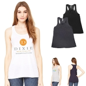 Bella+Canvas® Women's Flowy Racerback Tank