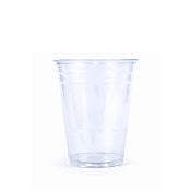 16 oz Eco-Friendly PLA cold cups - Imprinted